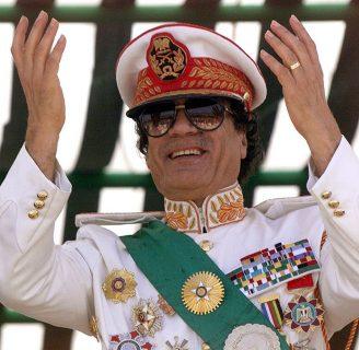 Gadafi: biografía, muerte, hijos, fortuna y mucho más
