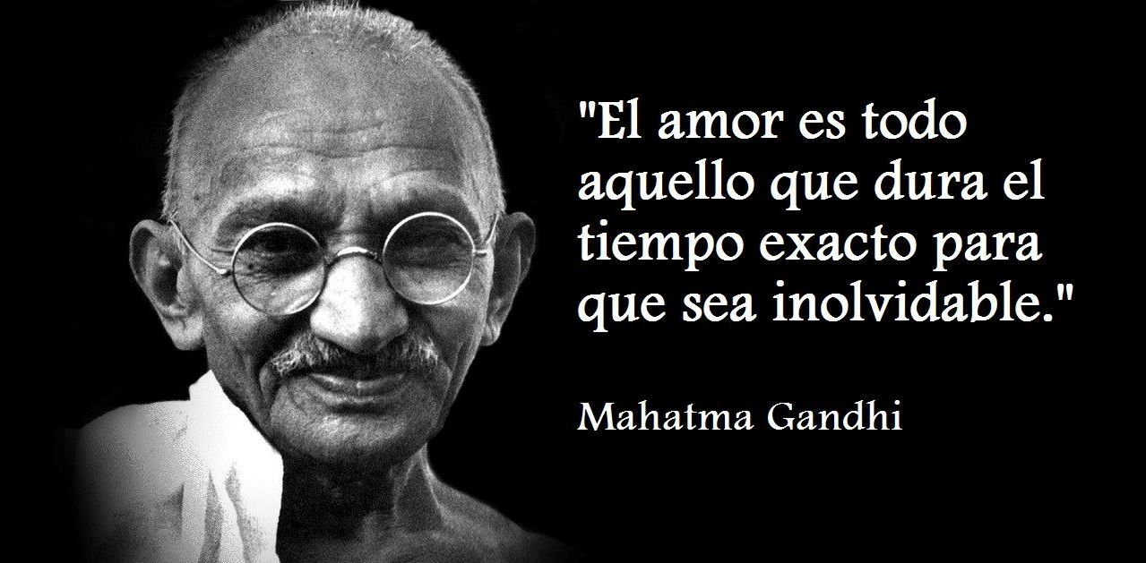 Mahatma Gandhi Características Biografía Frases Obras