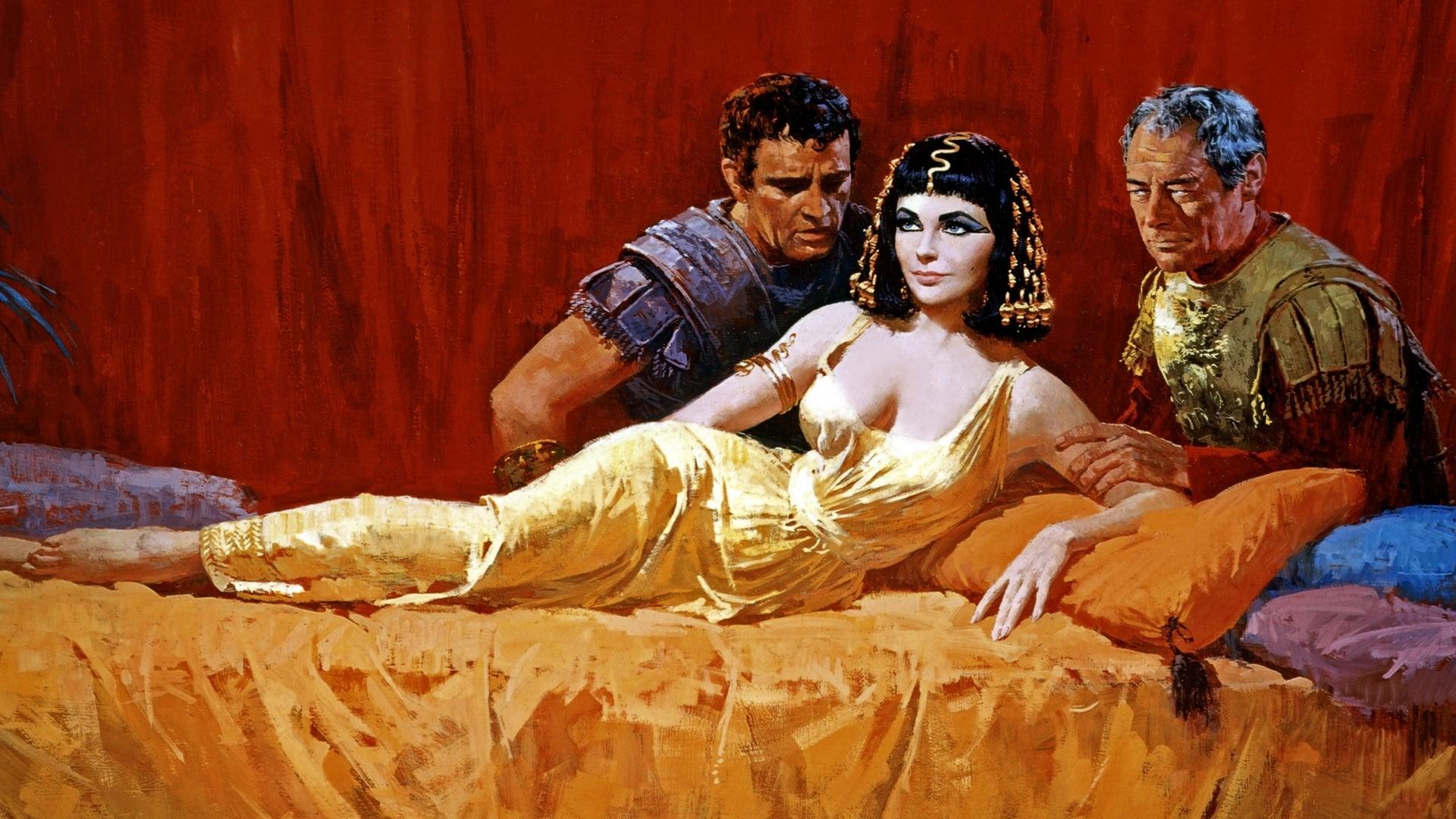 Cleopatra: Biografía, Marco Antonio, Julio César, frases y