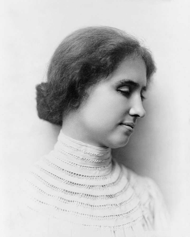 Helen Keller 1