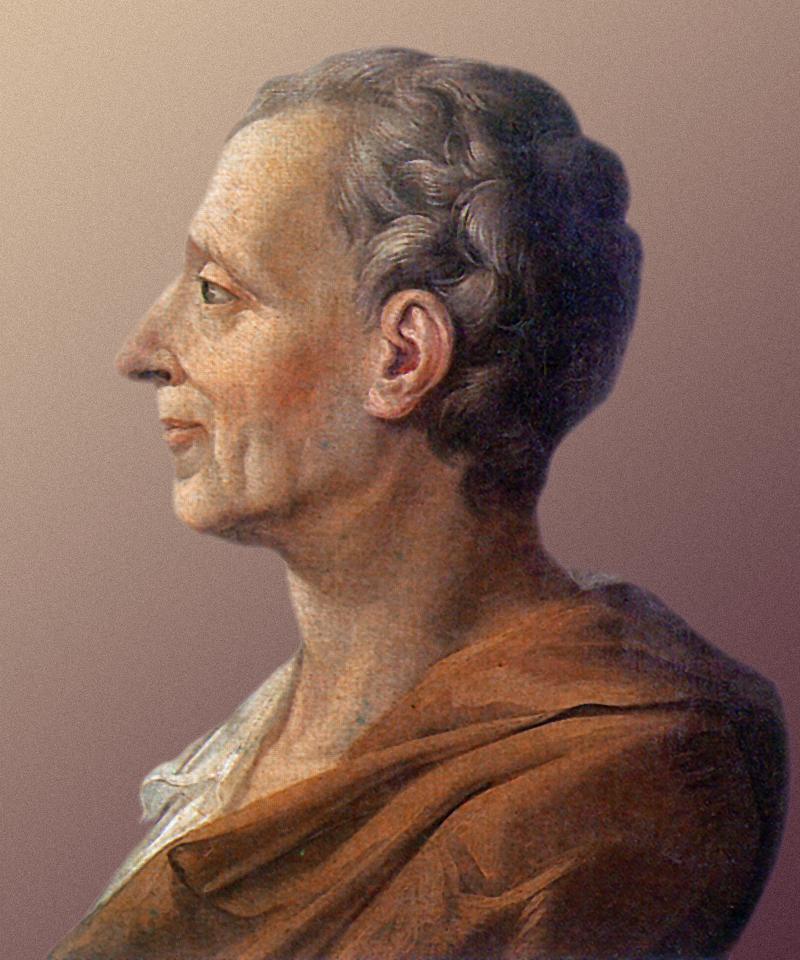Montesquieu: Biografía, Ideas, Frases, Obras, y mucho más
