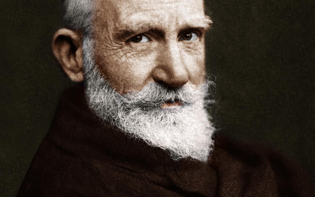 Biografía de George Bernard Shaw