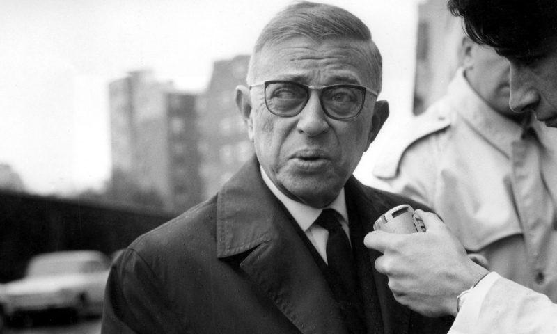 Jean Paul Sartre Biografía Frases Aportaciones Y Mucho Más