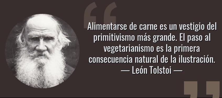 León Tolstoi Biografía Obras Frases Cuentos Poemas Y
