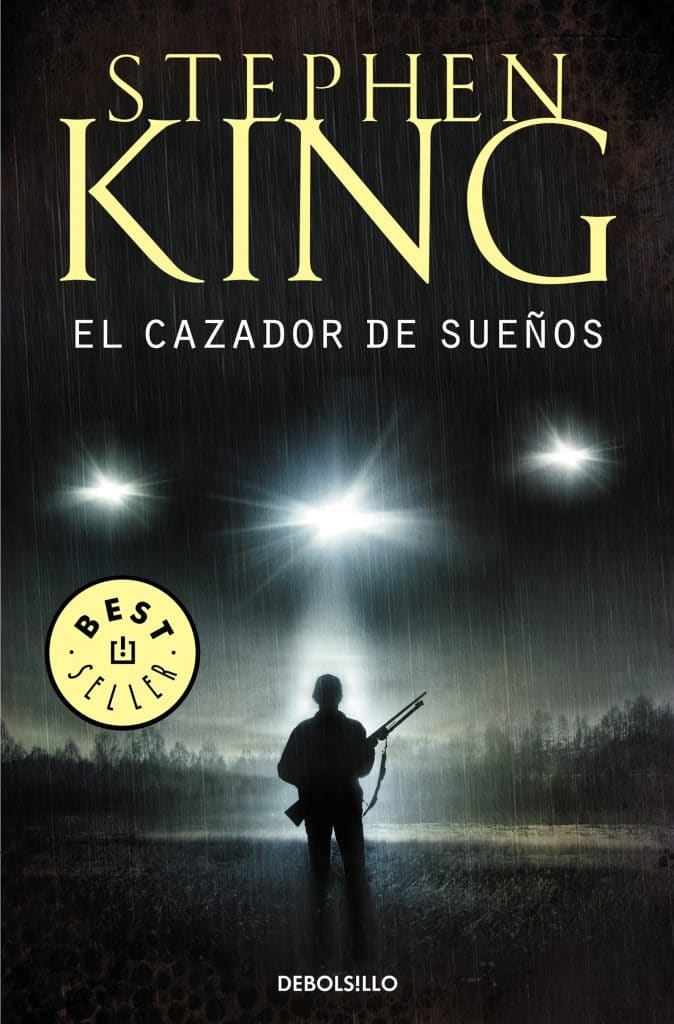 portada del libro cazador de sueños de Stephen King