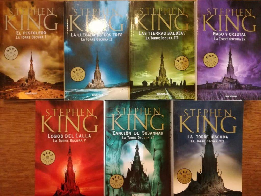 saga la torre oscura del autor Stephen King