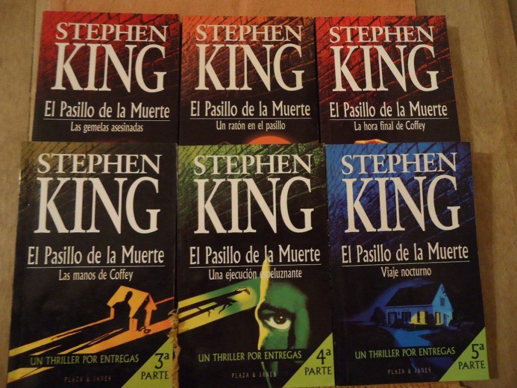 saga la milla verde del autor Stephen King