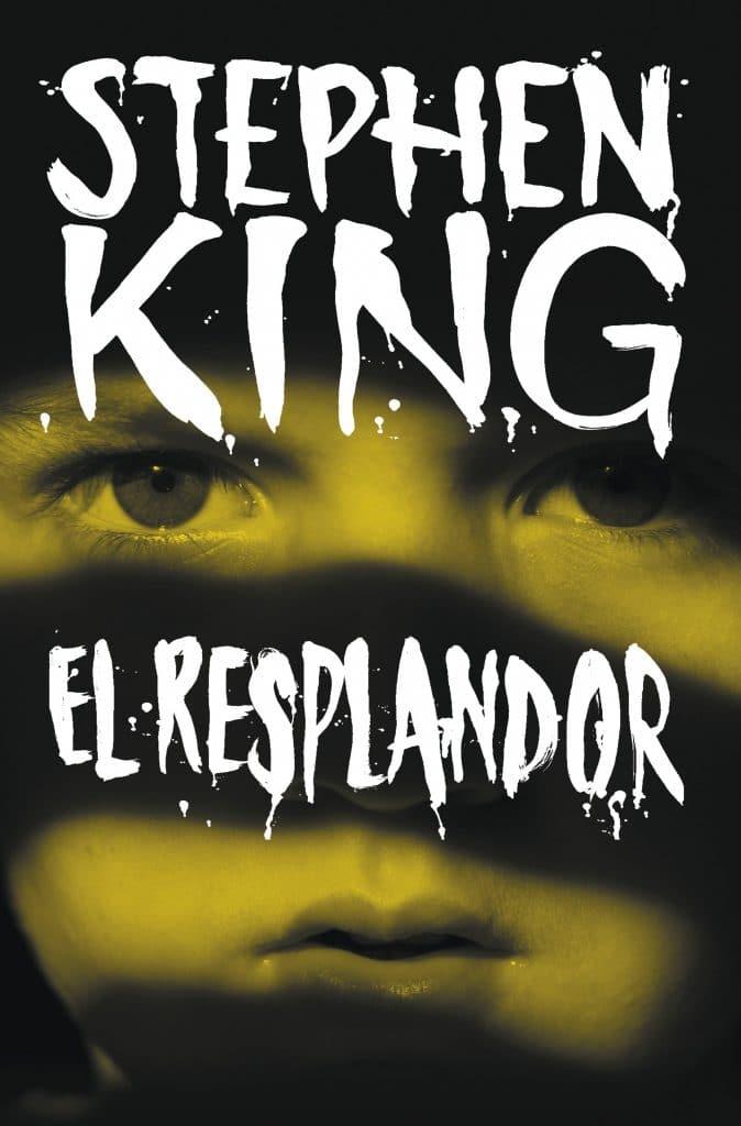 portada del libro el resplandor de Stephen King