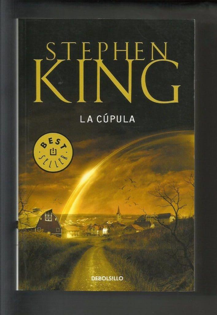 portada del libro LA CUPULA, de Stephen King
