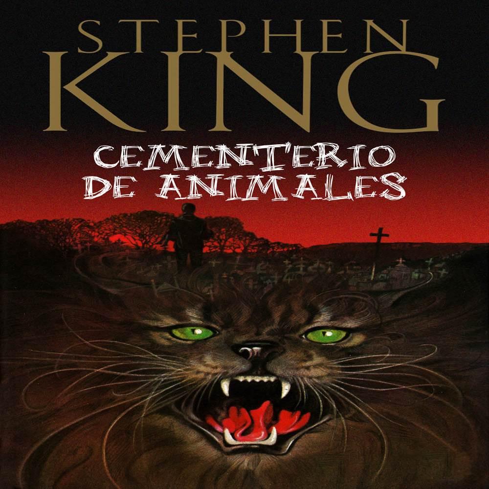 portada del libro CEMENTERIO DE ANIMALES de Stephen King