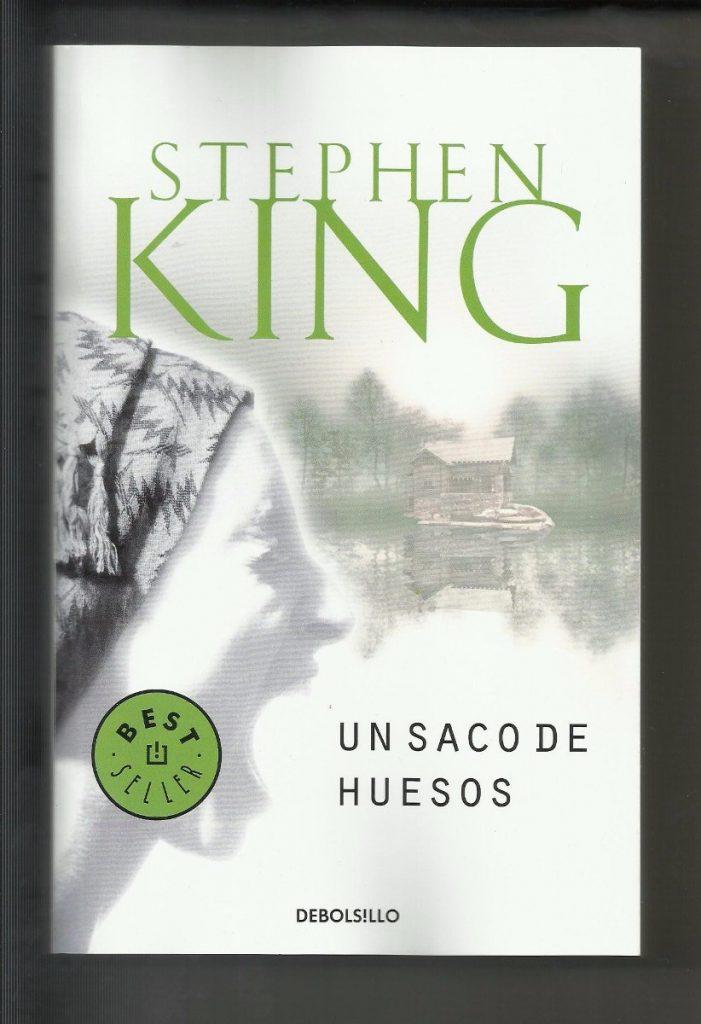 portada del libro SACO DE HUESOS, de Stephen King