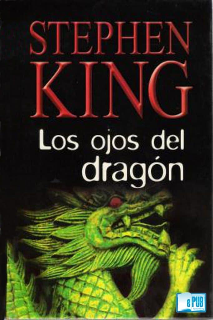 portada del libro ojos de dragon de Stephen King