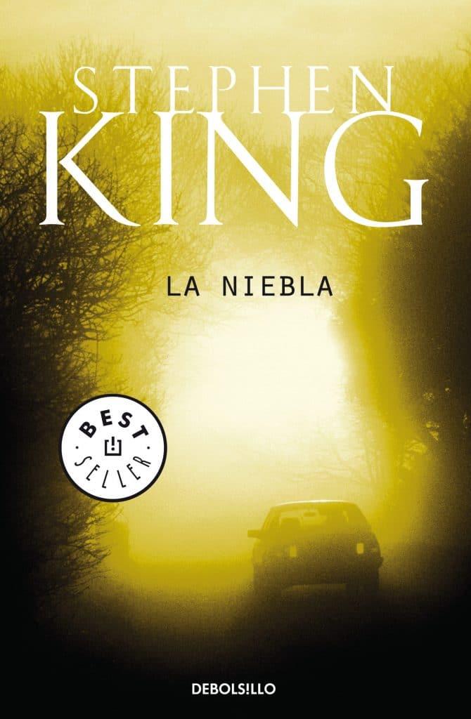 libro la lniebla del autor Stephen King
