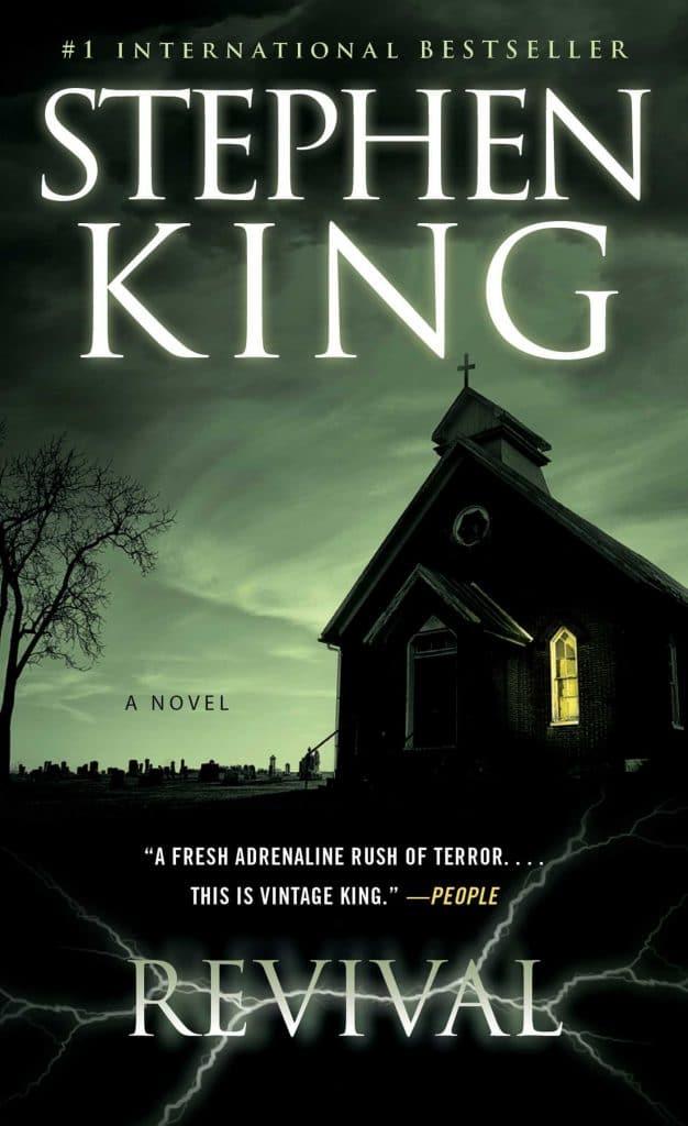 portada del libro revival de Stephen King