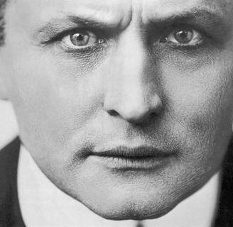 Harry Houdini: biografía, frases, trucos, muerte y más