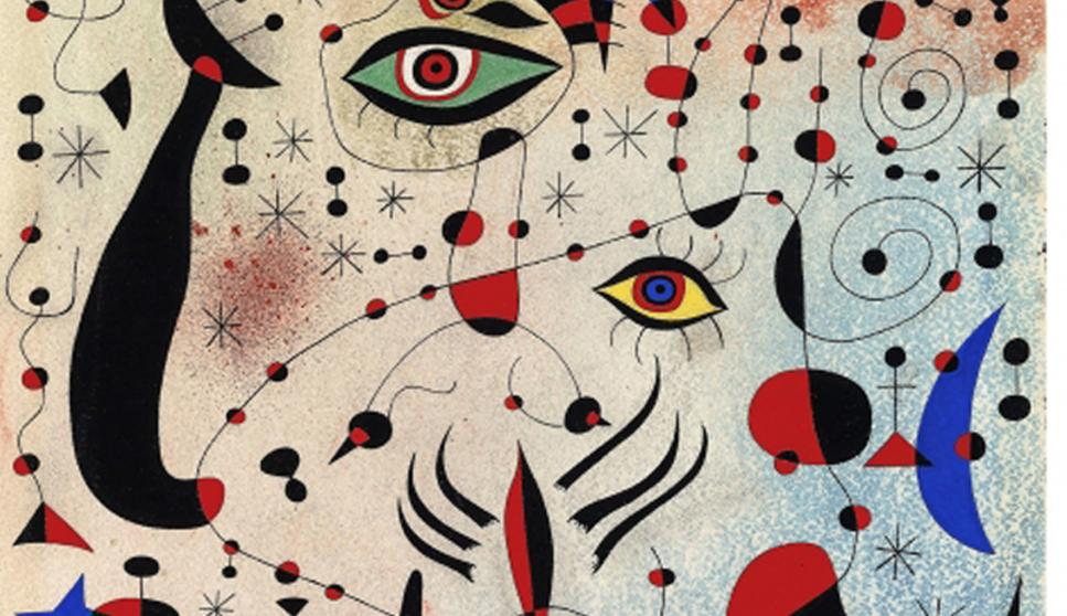 Joan Miró Biografía Y Obras