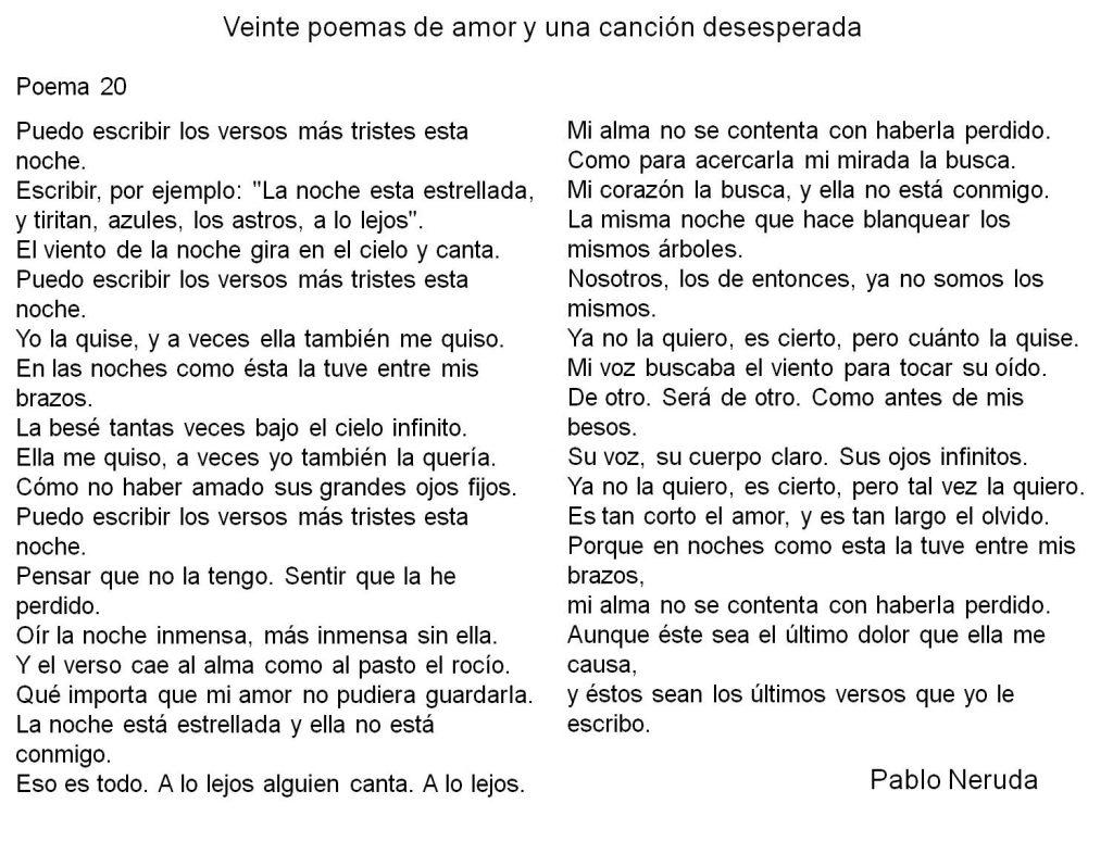 Pablo Neruda Bibliografía Características Frases Y Mucho Más