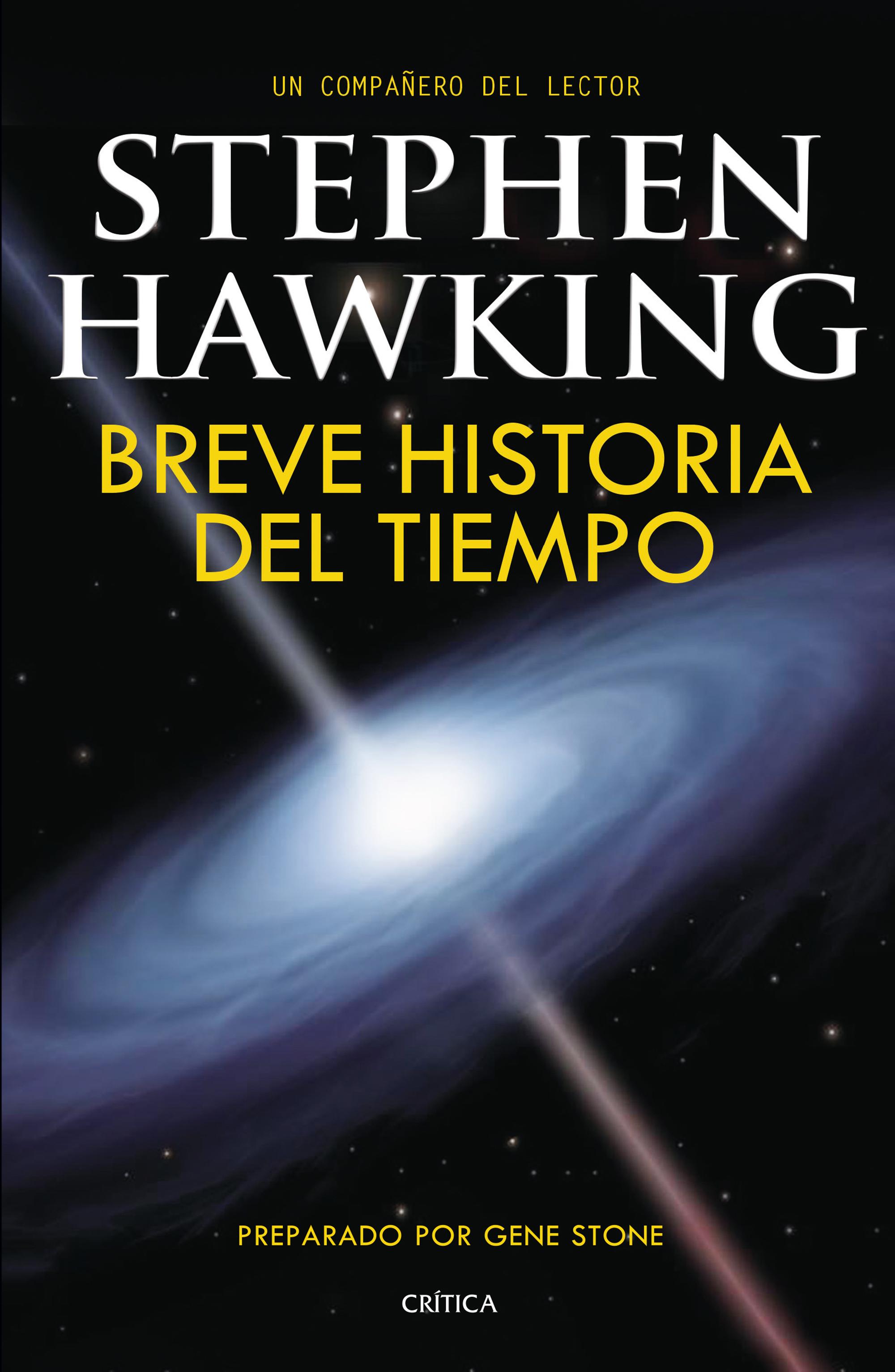 Breve historia del tiempo de hawking