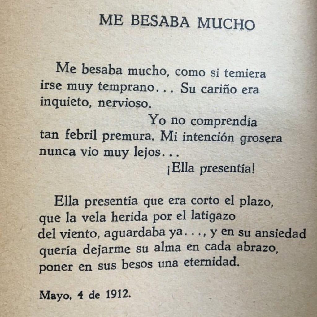 Amado Nervo Biografia Caracteristicas Poemas Y Mas