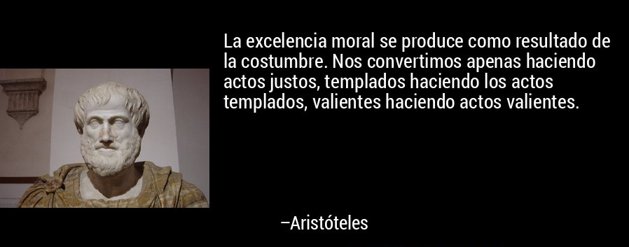 Aristóteles Biografía Frases Aportes ética Filosofía Y