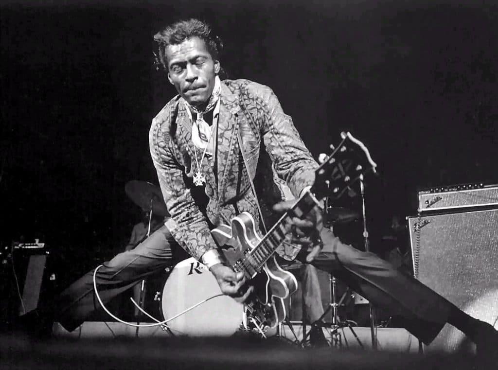 Chuck Berry y el rock