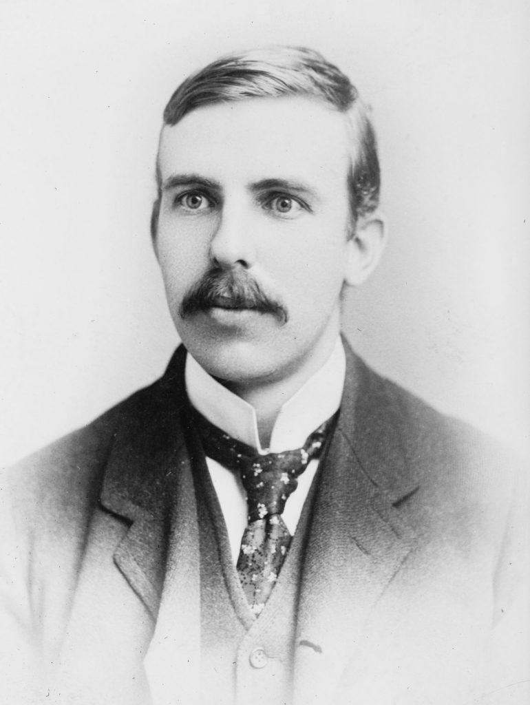 aportes de Ernest Rutherford