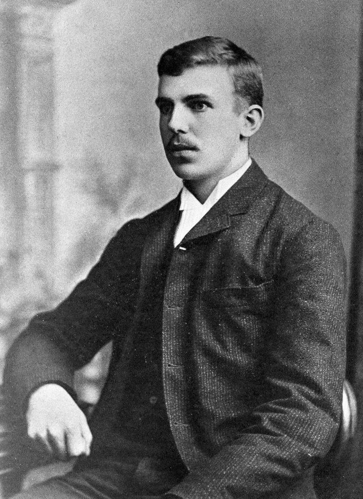 biografia de Ernest Rutherford