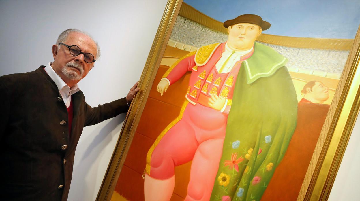 Fernando Botero Biografía Características Pinturas Y Mucho Más