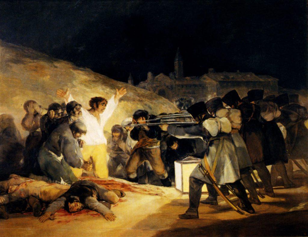 Francisco De Goya Biografia Caracteristicas Pinturas Y Mucho Mas