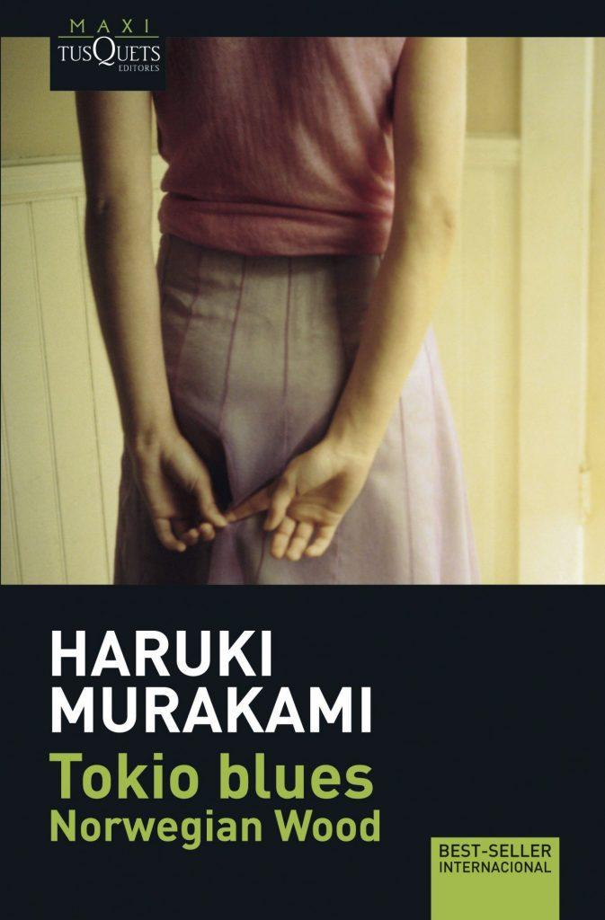 portada del libro: Tokio blues