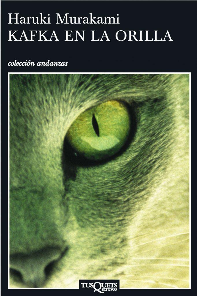 portada del libro: Kafka en la orilla