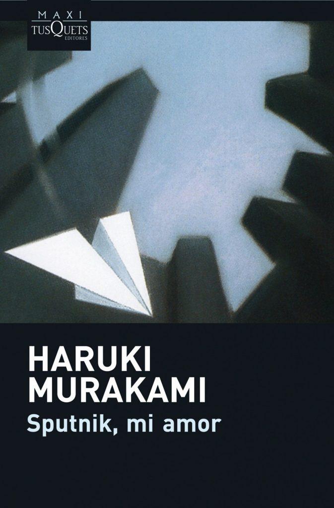 portada del libro: Sputnik, mi amor