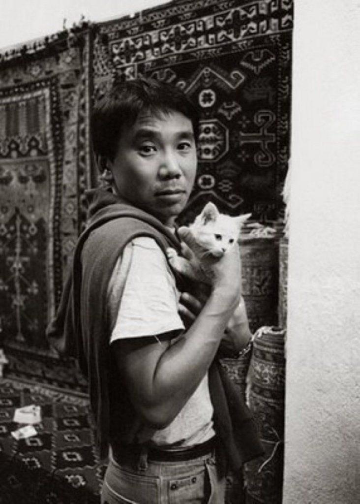 infancia de Haruki Murakami