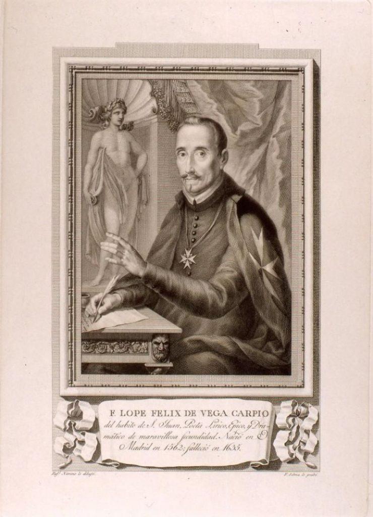 Lope De Vega Biografía Características Obras Libros Y