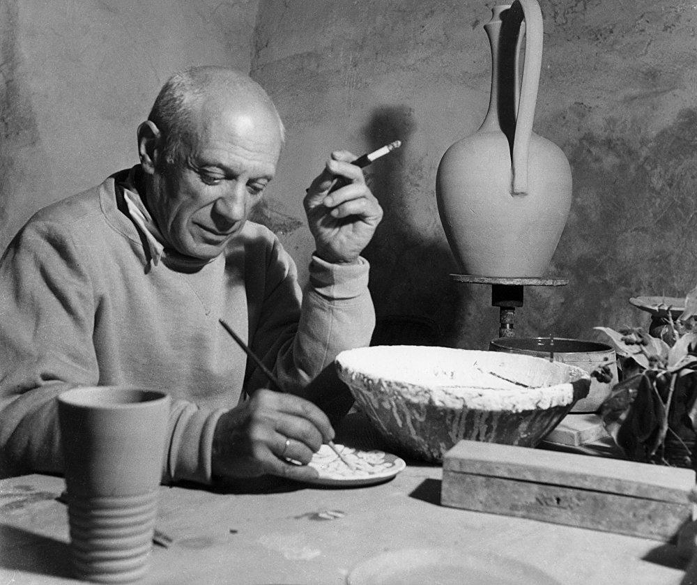 antecedentes de pablo Picasso