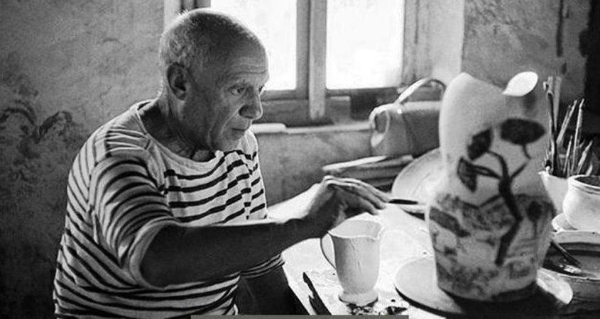 Pablo Picasso y sus obras