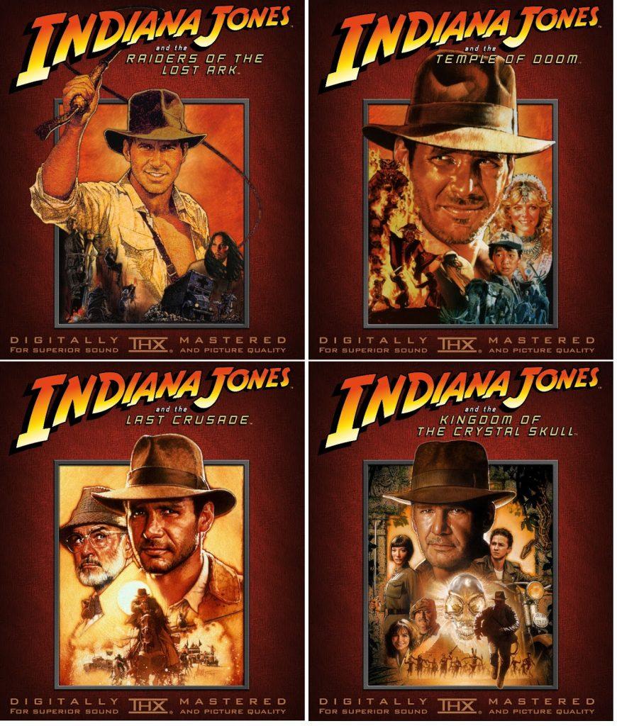 Saga completa de Indiana Jones