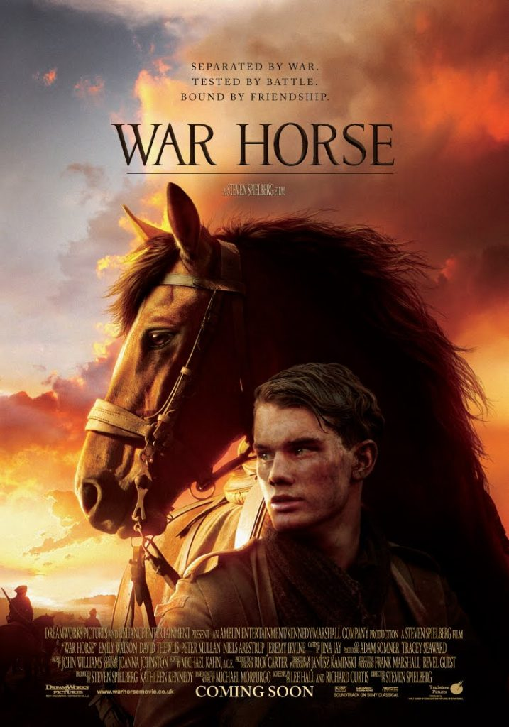 War horse pelicula de steven spielberg