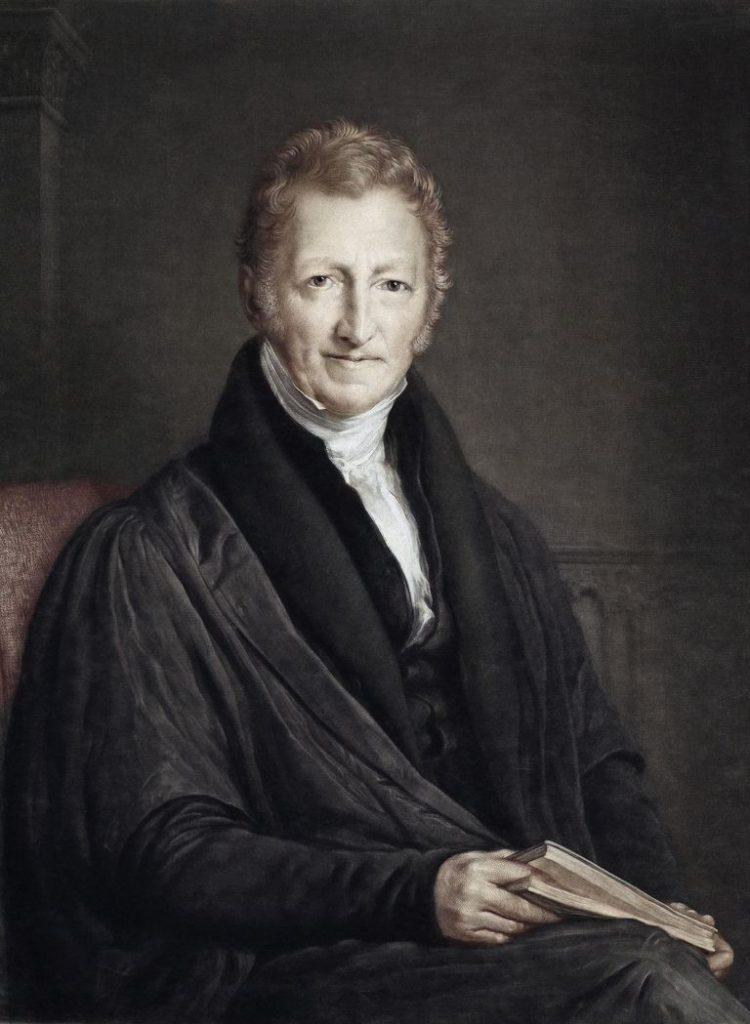 Thomas Malthus: biografía, teoría, aportaciones, y más