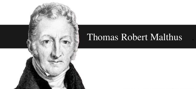 biografia de thomas malthur