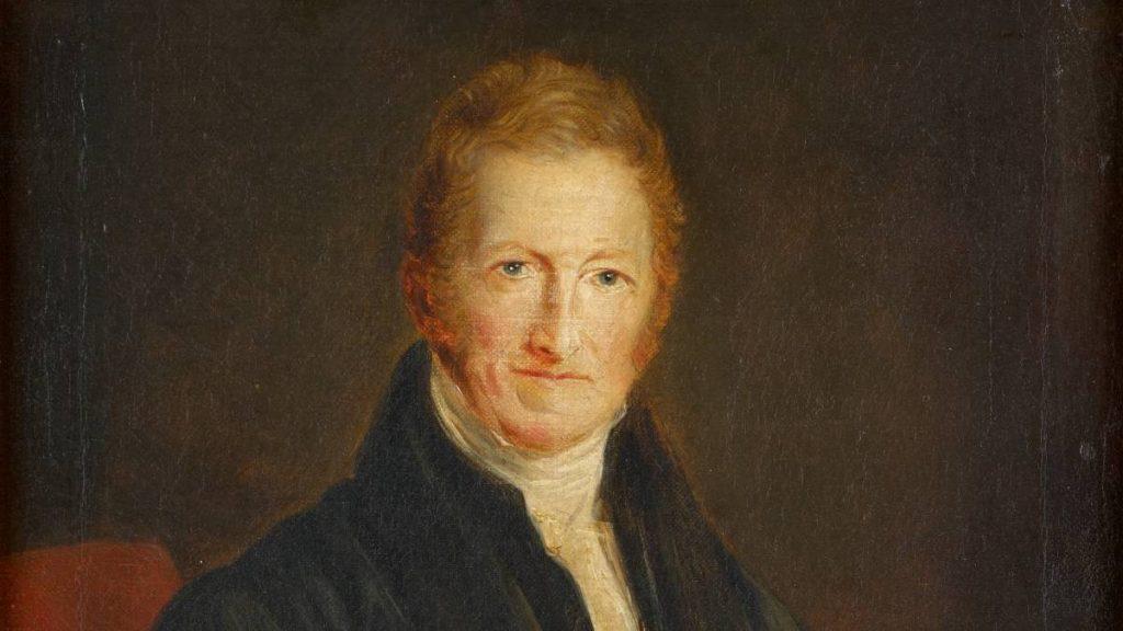 aportaciones de Thomas Malthus