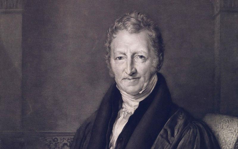 articulo de Thomas Malthus