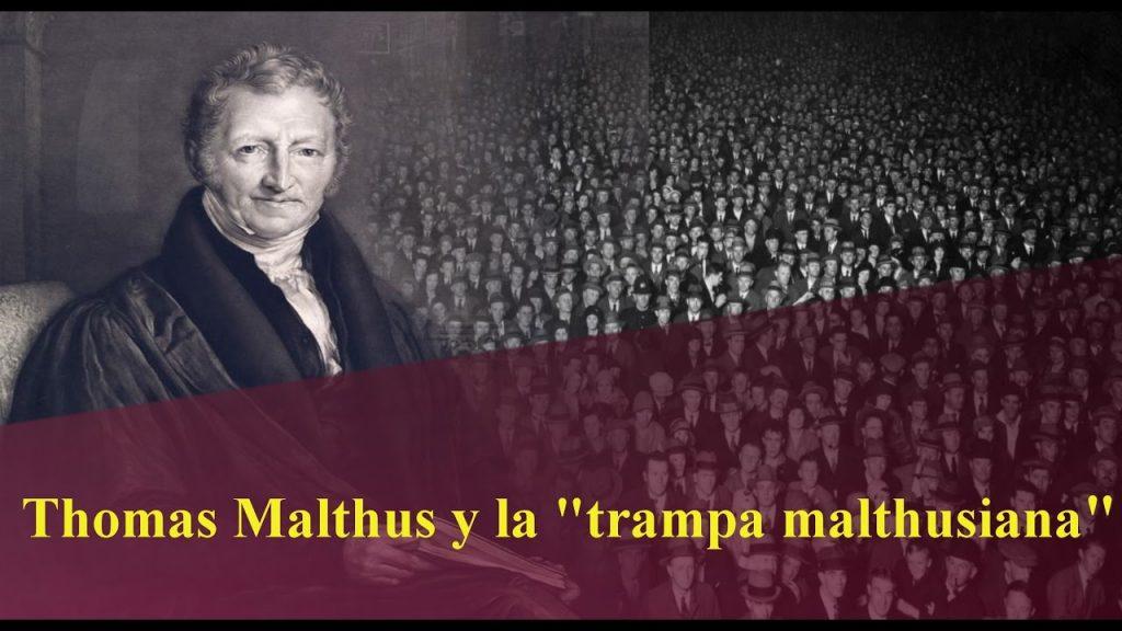 teoria malthusiana
