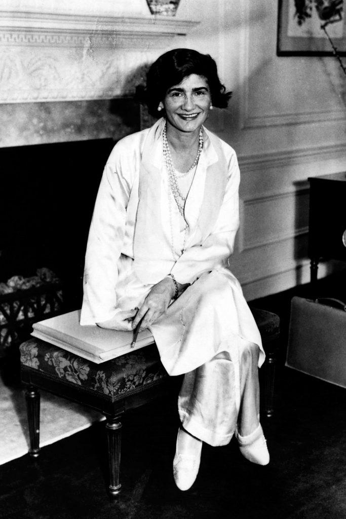 Coco Chanel Biografía Frases Logo Película Diseños Y