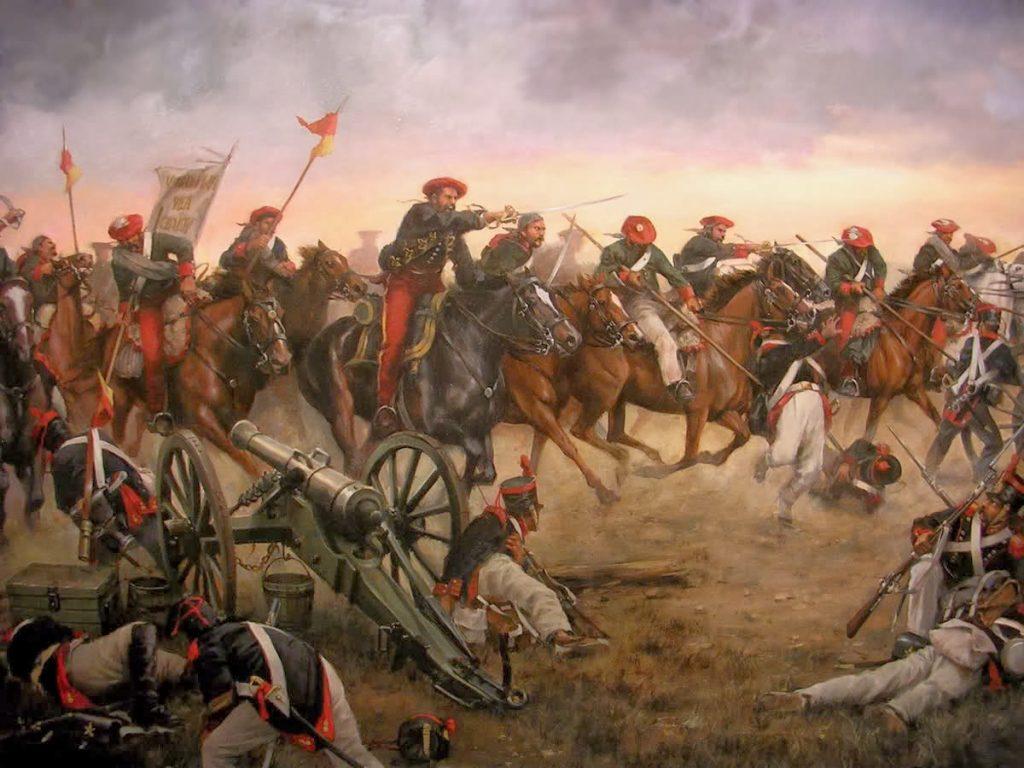 I Guerra Carlista. España
