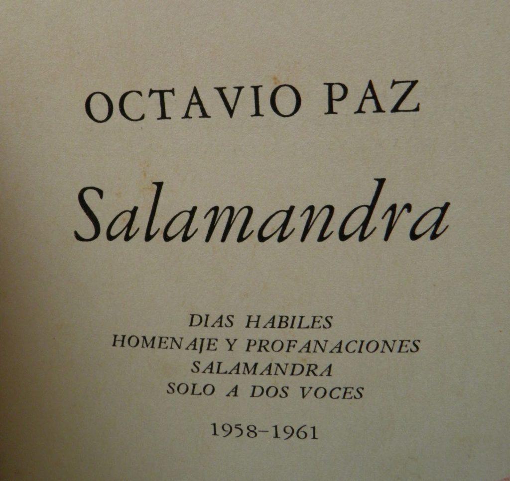 Octavio Paz Biografía Poemas Libros Muerte Y Mucho Más