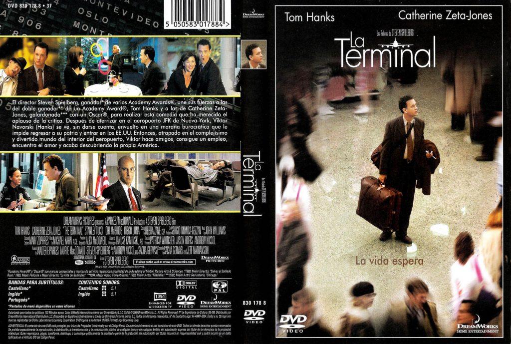 The Terminal, película de steven spielberg
