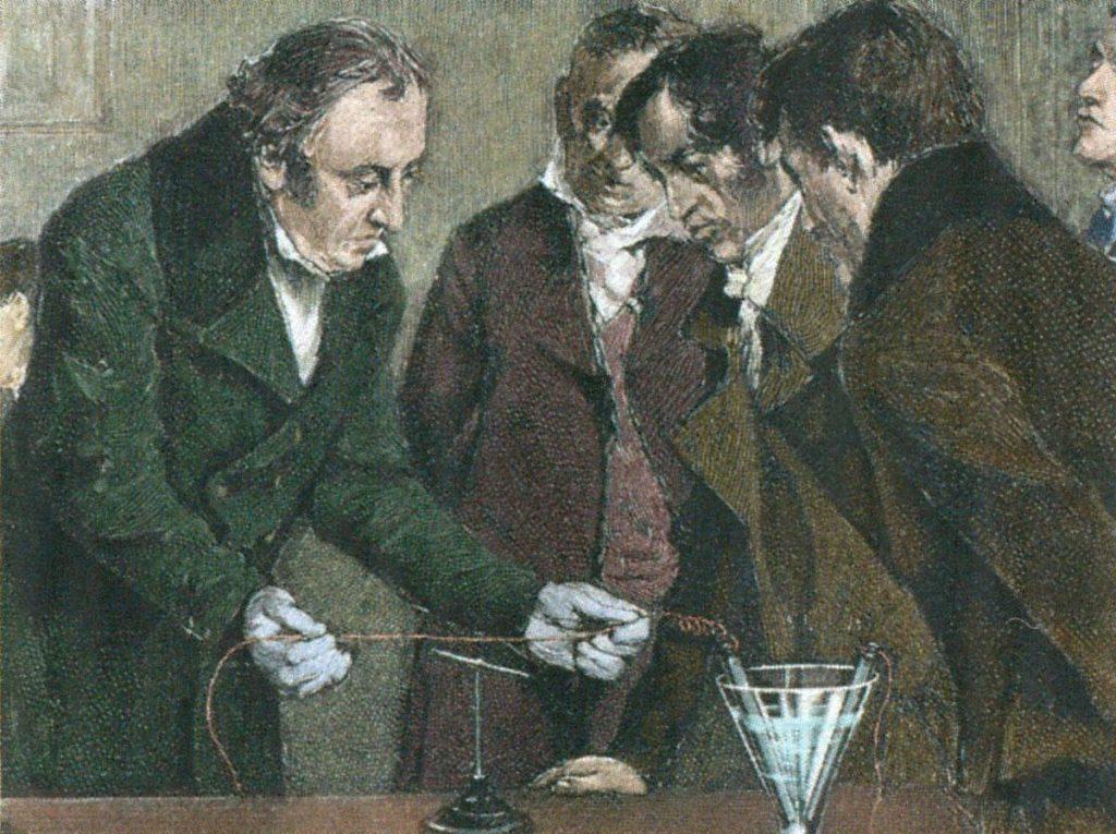 Antes del final del siglo diecisiete, los analistas habían desarrollado los métodos de sentido común para producir energía