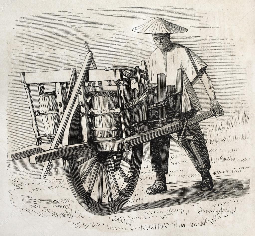 inventos de pascal: la carretilla