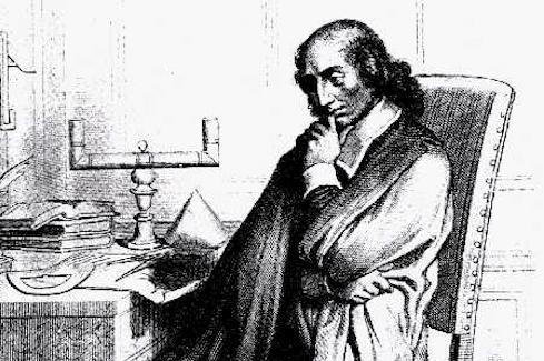 Blaise pascal y razonamiento